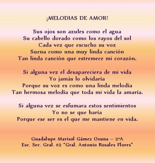 Poema de Marisol Gámez - 2A